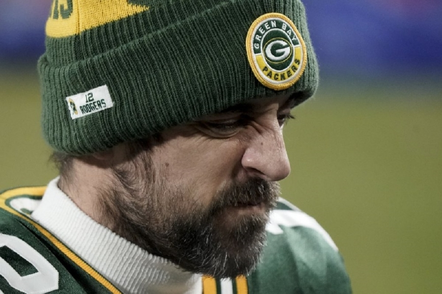 Rodgers doesn't attend Packers' 1st day of OTAs
