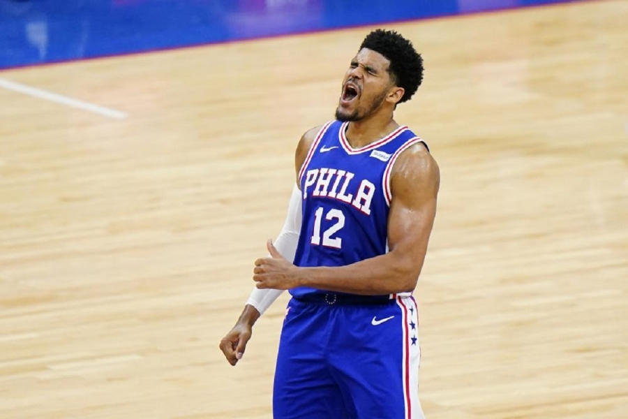 Washington Wizards v Philadelphia 76'ers: Without Embiid, 76ers roll past Wizards and into 2nd round