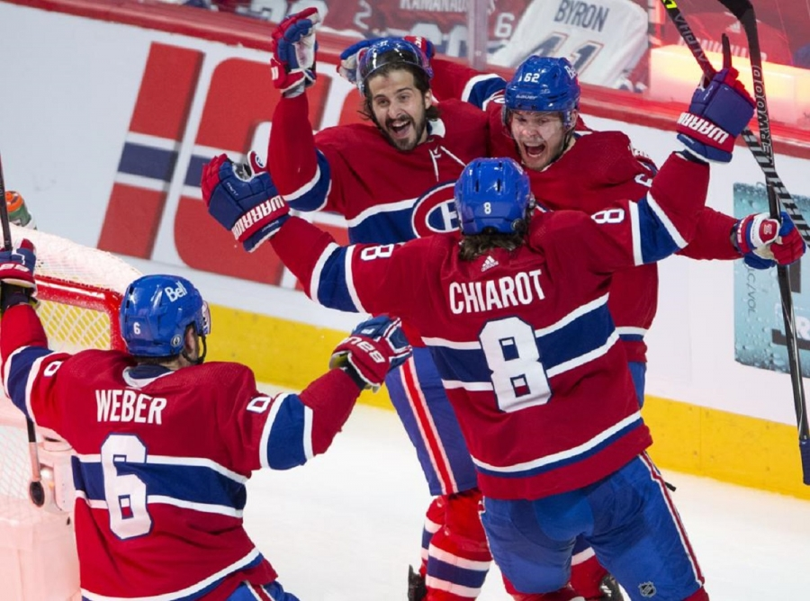 Vegas Golden Knights v Montreal Canadiens:  Canadiens return to Cup Final after OT win over Vegas