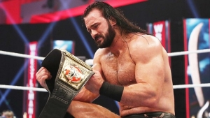 WWE Champion Drew McIntyre tests positive for COVID-19