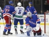 Canucks get off to fast start, hold on to beat Rangers