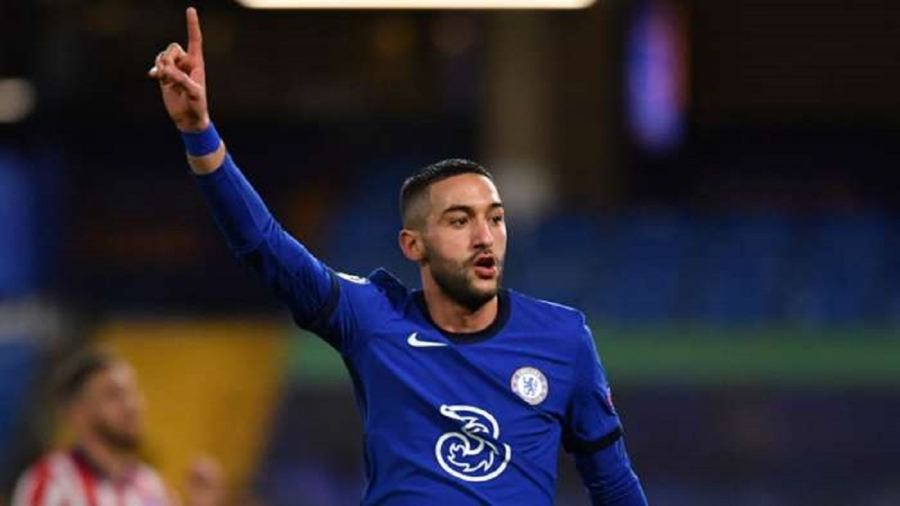 Ziyech relieved to end long wait