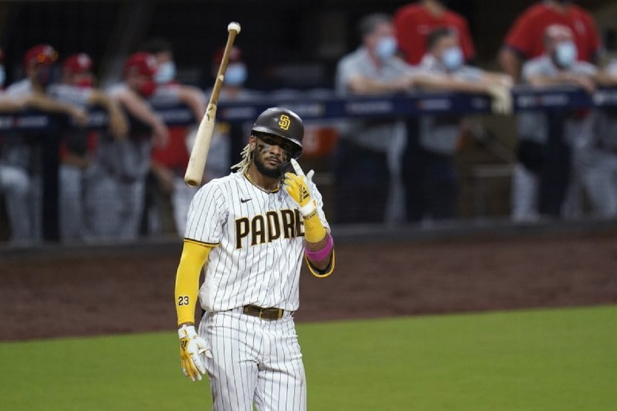 Fernando Tatis' 0M, 14-year deal finalized by Padres