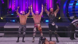 IMPACT Wrestling's Good Brothers make AEW in-ring debut