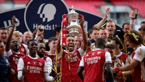 Arteta makes Arsenal history with FA Cup final victory