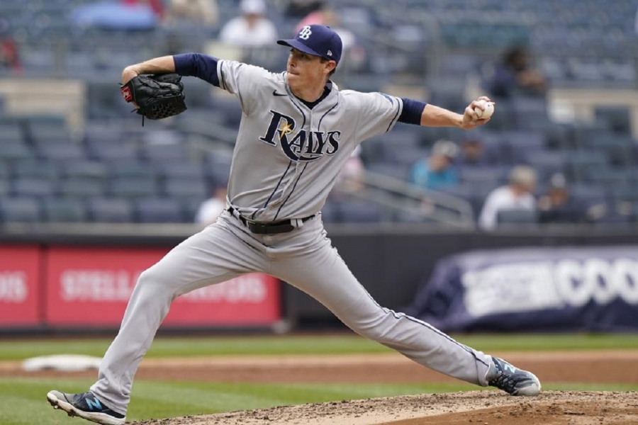 Tampa Bay Rays v New York Yankees: Yarbrough gets Rays 1st complete game in 5 years, tops Yanks