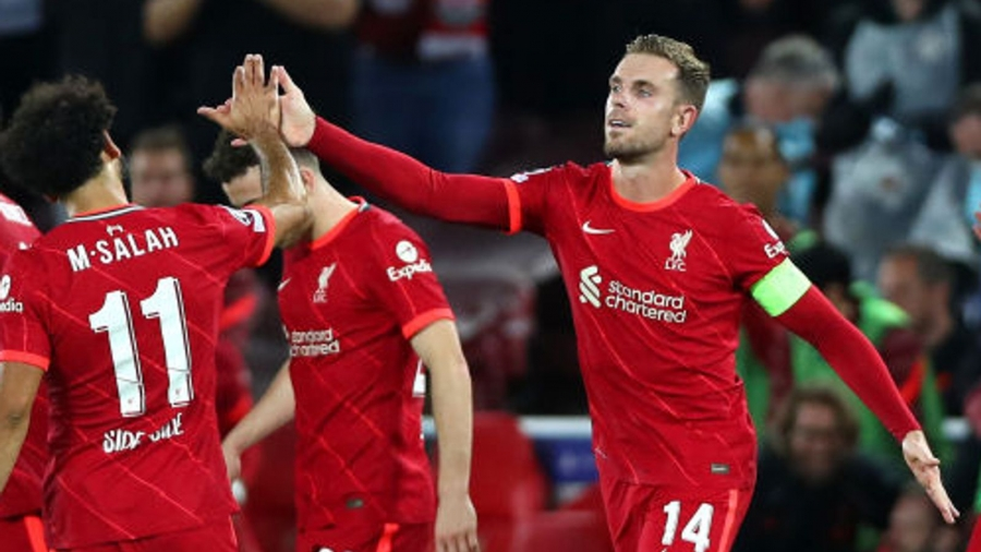 Liverpool v AC Milan: Reds come from behind on dramatic opening night to claim Champions League Group B win