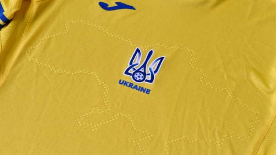 UEFA orders Ukraine to remove 'political slogan' from Euro 2020 kit