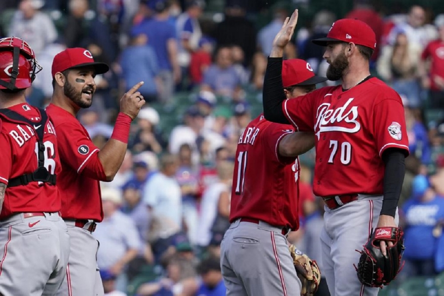 Cincinnati Reds v Chicago Cubs: Mahle shines as Reds cool off Cubs with victory