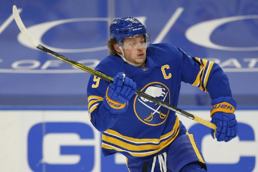 Eichel to report for Sabres' pre-camp physical