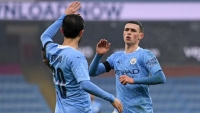 Manchester City v Birmingham City: Silva at the double as Guardiola's men cruise into fourth round