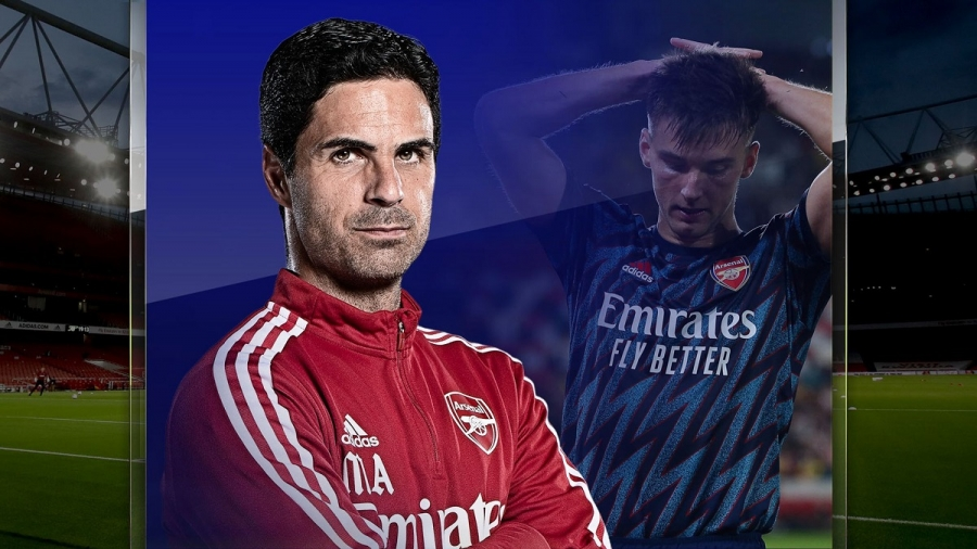 Arteta facing defining period at Arsenal with Gunners boss under pressure to reverse slide