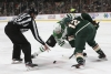 Stalock shuts out Stars, Wild win