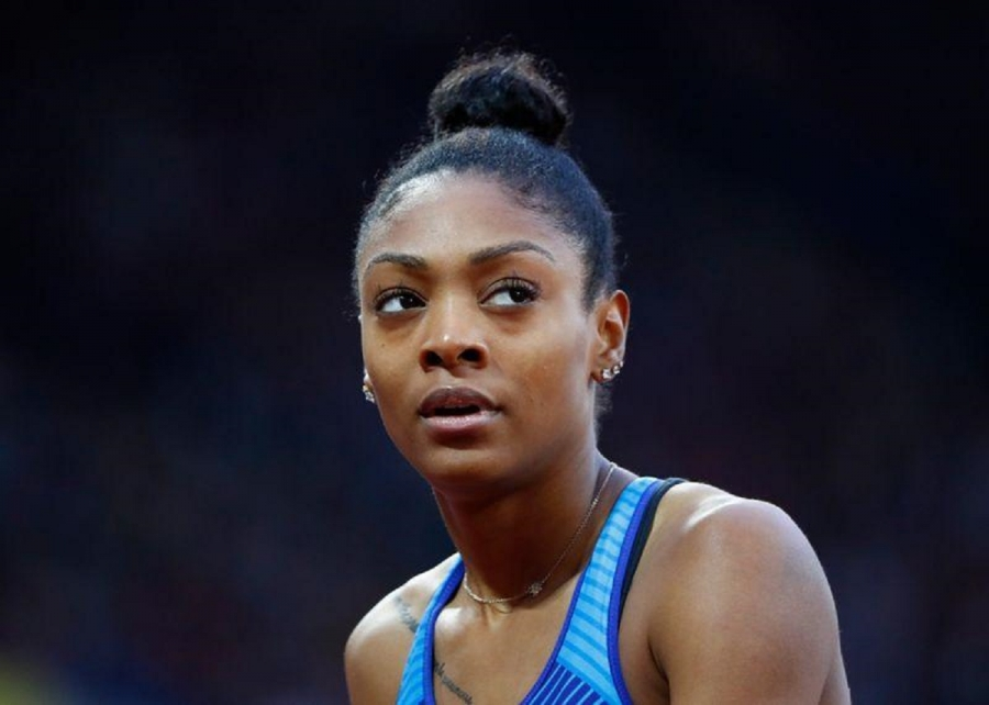 U.S. sprinter Stevens provisionally suspended over whereabouts failure