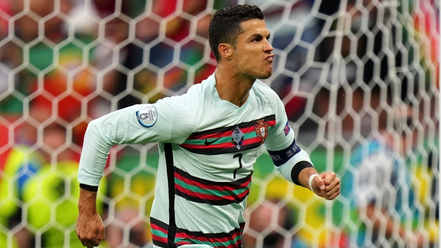 Hungary v Portugal: Cristiano Ronaldo breaks European Championship record as holders see off Hungary in Budapest
