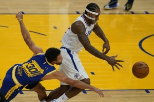 Los Angeles Clippers v Golden State Warriors: George, Leonard score 21 as Clippers beat Warriors