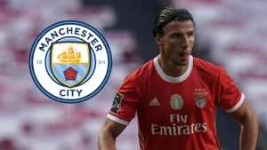 Manchester City and Benfica have reached an agreement  on Ruben Diaz
