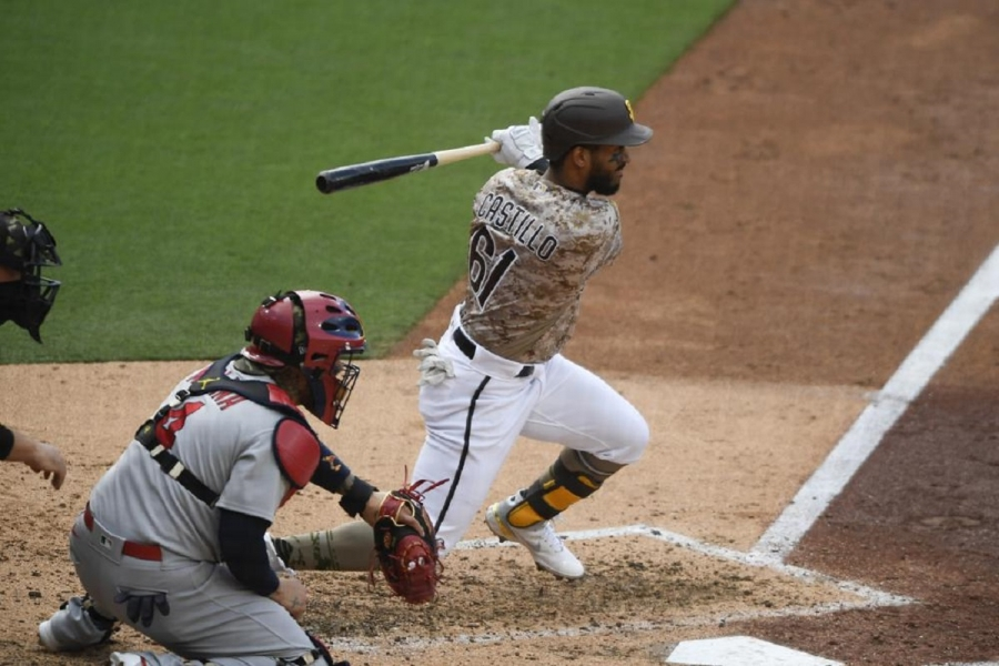 St. Louis Cardinals v San Diego Padres: Fill-ins come up big in Padres' win over Cardinals