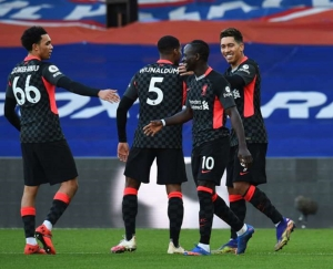 Crystal Palace v Liverpool: Rampant Reds hammer Eagles