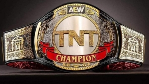 New AEW TNT Title design revealed on Dynamite