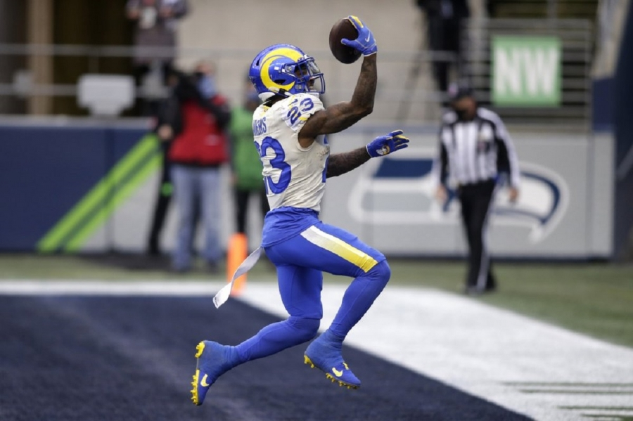 Los Angeles Rams v Seattle Seahawks: Rams get better of division rivals, toppling Seahawks